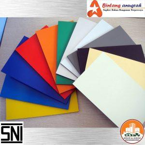 jual aluminium composite panel acp pekanbaru riau sumatera