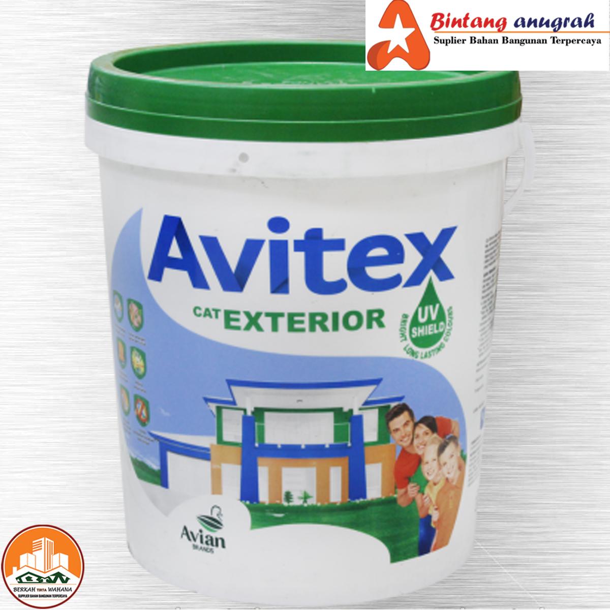 Distributor Avitex Exterior Pekanbaru Harga Jual Avitex Exterior